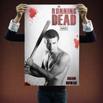 """The Running Dead"" - personalizowany plakat filmowy"