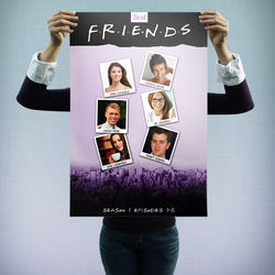 Plakat filmowy best friends b