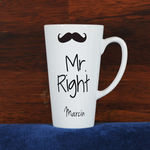 Mr. Right - Personalizowany Kubek